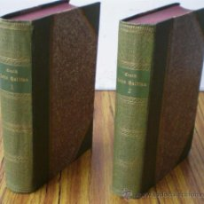 Libros antiguos: 2 TOMOS .. JHON HALIFAX GENTLEMAN .. VON CRAIK 1894. Lote 16351937