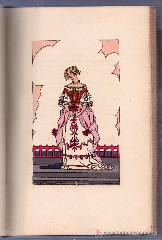 Libros antiguos: LE MALADE IMAGINAIRE PAR MOLIERE. ÉDITION LIMITÉE Nº 511. EDITIONS RENE KIEFFER. PARIS 1921 - Foto 6 - 26002021