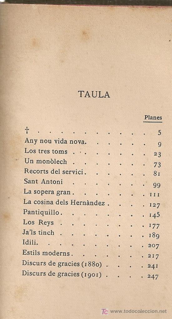 Libros antiguos: Ultims quadros, llibre postum / E. Vilanova. BCN : Ilustracio catalana, 1906. 19x11 cm. 261 p. - Foto 3 - 26378427