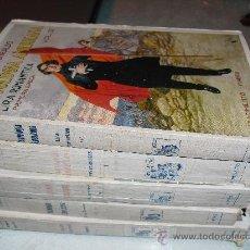 Libros antiguos: 1923 ANTOLOGIA AMERICANA GHIRALDO CINCO TOMOS . Lote 26634299