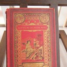 Libros antiguos: HISTORIA DE LAS BELLAS ARTES -1901-. Lote 25585096