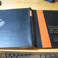 Libros antiguos: COLORANTES SIRIUS - MUESTRARIO PARA TEÑIDO TEJIDOS DE ALGODON, EN PORTUGUES APROX 1930.. Lote 16747523