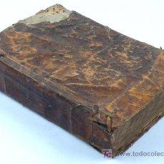 Libros antiguos: GRAMATICA. EXPLICACIÓN DEL LIBRO IV Y V DEL ARTE NUEVO DE GRAMÁTICA, VALLADOLID, 1819. . Lote 16822207