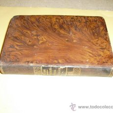 Libros antiguos: 1851 REFLEXIONES SOBRE LA NATURALEZA M. STURM TOMO II CORRESPONDIENTE A MARZO Y ABRIL. Lote 26804222