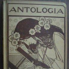 Libros antiguos: ANTOLOGÍA AMERICANA. AAVV. 1897. MONTANER Y SIMÓN. Lote 16940216