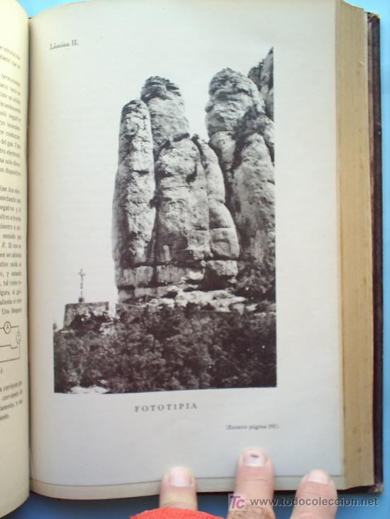 Libros antiguos: OPTICA APLICADA 1935 JOSE MAÑAS Y BONVI , EDITORIAL ALTES-CINEMATOGRAFIA , FOTOTIPIA ETC - Foto 9 - 25732718