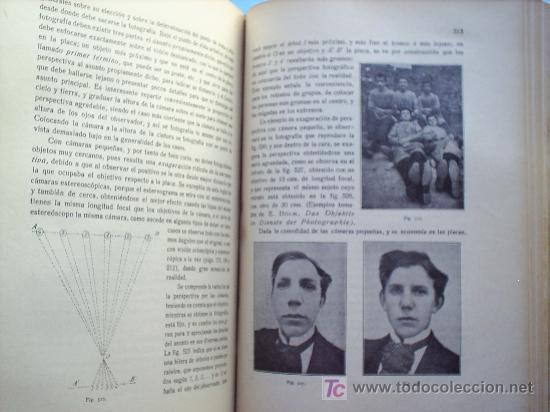 Libros antiguos: OPTICA APLICADA 1935 JOSE MAÑAS Y BONVI , EDITORIAL ALTES-CINEMATOGRAFIA , FOTOTIPIA ETC - Foto 11 - 25732718