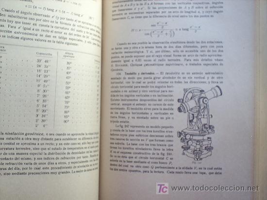 Libros antiguos: OPTICA APLICADA 1935 JOSE MAÑAS Y BONVI , EDITORIAL ALTES-CINEMATOGRAFIA , FOTOTIPIA ETC - Foto 24 - 25732718
