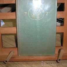 Libros antiguos: EL CONDENADO POR DESCONFIADO (TIRSO DE MOLINA). Lote 27276275