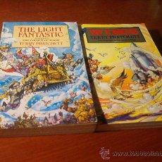 Alte Bücher - Terry Pratchett -- Wings y The light fantastic -- Nuevos -- En inglés - 18654448