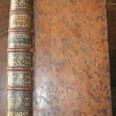 Libros antiguos: 1751 - MONTESQUIEU - DEL ESPIRITU DE LAS LEYES - TOMO I - BELLA ENCUADERNACION. Lote 27606801