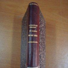 Libros antiguos: EL LIBRO DE LOS SNOBS. W. M. THAKERAY. F. GRANADA Y CÍA, CIRCA 1910. Lote 27581239