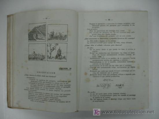 Libros antiguos: MANUAL DEL SOLDADODE INFANTERÍA. RODRIGUEZ LLANOS, DIAZ ROMAÑACH. 493 PÁG. AÑO 1944. - Foto 4 - 17645644