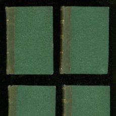Libros antiguos: EL HIJO DEL DIABLO. PAUL FEVAL. 1846. TOMOS DEL 1 AL 13. COLECCION HORAS DE RECREO. . Lote 26002050
