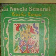 Libros antiguos: 1924 EL SECRETO DE UN DISFRAZ CONCHA ESPINA. Lote 26834946