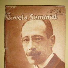 Libros antiguos: 1922 EL ROMANTICO DE ALDEA GUILLERMO DIAZ CANEJA PRIMERA EDICION. Lote 22892175