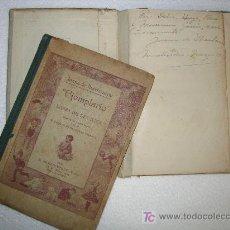 Libros antiguos: JUANA DE IBARBOUROU - EJEMPLARIO Y PAGINAS DE LITERATURA CONTEMPORANEA FIRMADO POR LA AUTORA, 1924.. Lote 27145686