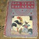 Libros antiguos: LOS TRES PIRATAS. ED. CALLEJA. 1936. CON ILUSTRACIONES. PORTES GRATIS.. Lote 18256863