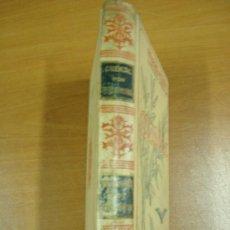 Libros antiguos: CALENDAL. FEDERICO MISTRAL. MONTANER Y SIMÓN 1907.. Lote 18288793