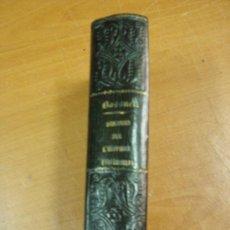 Libros antiguos: DISCOURS SUR L´HISTOIRE UNIVERSELLE. BOUSSUET. PARIS 1844.. Lote 25852108