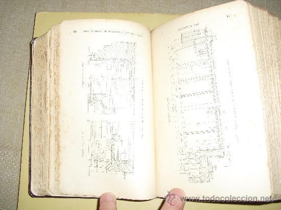 Libros antiguos: 1913 RIOS CANALIZADOS Y CANALES CUENOT - Foto 2 - 26268640
