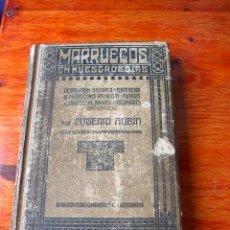 Libros antiguos: MARRUECOS EN NUESTROS DIAS, BIBLIOTECA UNIVERSAL ILUSTRADA, MONTANER, BARCELONA, 1908. Lote 18665909