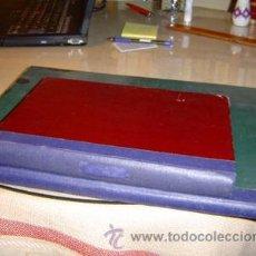 Libros antiguos: 1886 PUENTES MILITARES Y PASO DE RIOS SUAREZ DE LA VEGA Y LAGARDE DOS TOMOS (TEXTO Y ATLAS). Lote 26768963