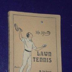 Libros antiguos: LAWN - TENNIS . Lote 21349463