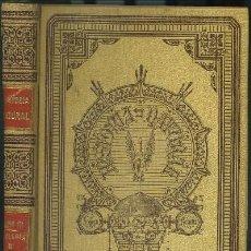 Libros antiguos: HISTORIA NATURAL TOMO III--ZOOLOGIA II (A-MOYSI-052). Lote 18814258