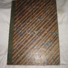 Libros antiguos: LA COLORATION INDUSTRIELLE JOURNAL SPECIAL DE LA TEINTURE ET DE L`APPRET DES ETOFFES 1861. Lote 18922731