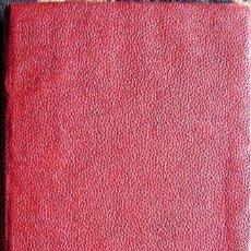 Libros antiguos: BURNS' POETICAL WORKS. CA 1880. Lote 26505922