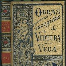 Libros antiguos: OBRAS ESCOGIDAS -- TOMO I (A-MOYSI-065). Lote 18951809