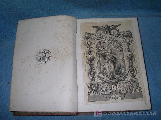 Libros antiguos: HISTORIA GENERAL DE ALEMANIA - D.V.ORTIZ DE LA PUEBLA - AÑO 1877 - MONUMENTAL OBRA ILUSTRADA. - Foto 2 - 26487741