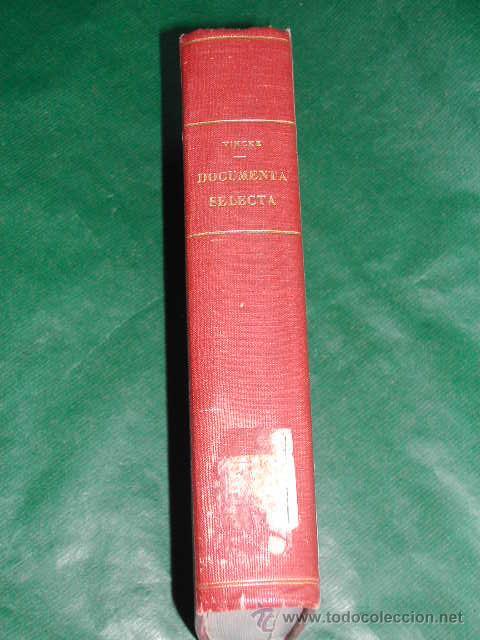 Libros antiguos: VINCKE - DOCUMENTA SELECTA - MUTUAS CIVITATIS ARAGO - CATHALAUNICAE ET ECCLESSIAE REL. ILLUSTRANTIA - Foto 3 - 27473490