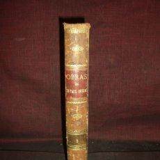 Libros antiguos: 0270- EL CORNUDO. EDIT.VICTOR PEREZ. 1878. MR. CH. PAUL DE KOCK. TOMO II.. Lote 19377301