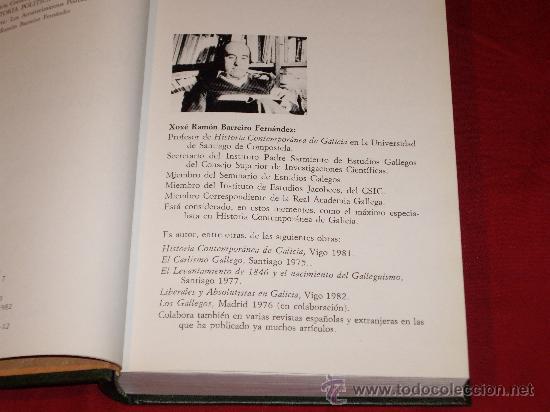 Libros antiguos: HISTORIA POLITICA- TEMATICA GALLEGA - Foto 6 - 27246305