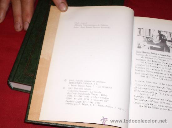 Libros antiguos: HISTORIA POLITICA- TEMATICA GALLEGA - Foto 12 - 27246305