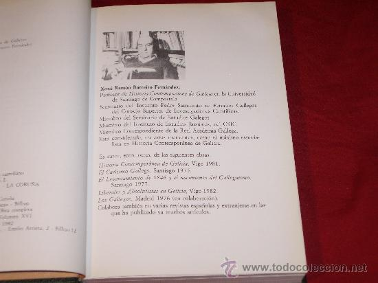 Libros antiguos: HISTORIA POLITICA- TEMATICA GALLEGA - Foto 13 - 27246305