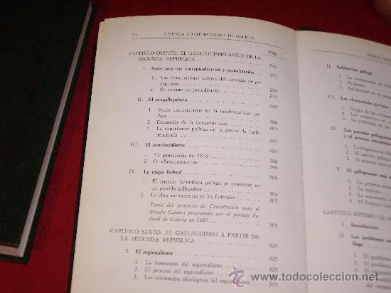 Libros antiguos: HISTORIA POLITICA- TEMATICA GALLEGA - Foto 17 - 27246305