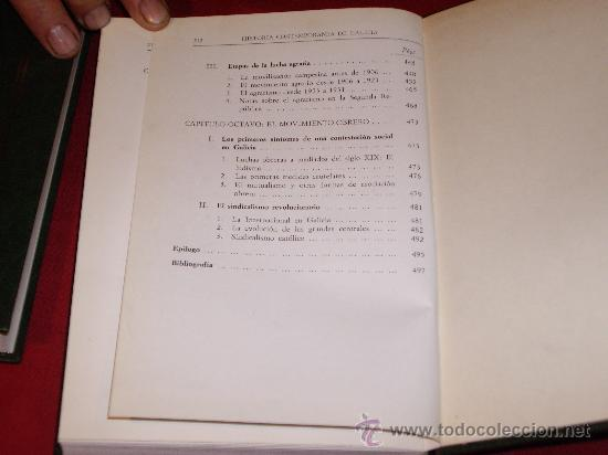 Libros antiguos: HISTORIA POLITICA- TEMATICA GALLEGA - Foto 19 - 27246305
