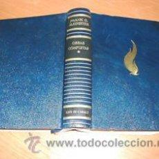 Libros antiguos: FRANK G. SLAUGHTER. OBRAS COMPLETAS TOMO 1. L8442. Lote 19674309