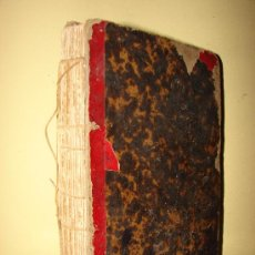 Libros antiguos: LIBRO ANTIGUO. SIGLO XIX. LIMPIEZA DE CUERPO, CONSERVACION ALIMENTOS, AGRICULTURA Y MEDICINA REMEDIO. Lote 27600990