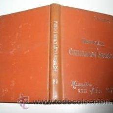 Libros antiguos: MANUALES SOLER.Nº 29 HISTORIA DE CIVILIZACION ESP.L8522. Lote 20453057
