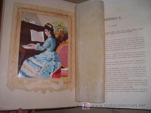 Libros antiguos: LA EDUCACION DE LA MUJER - Foto 2 - 27100422