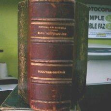 Libri antichi: MANUEL COMPLET DE BIJOUTIER-JOAILLIER ET DU SERTISSEUR - MANUEL DE BIJOUTIER-ORFÉVRE - 1886. Lote 85616858
