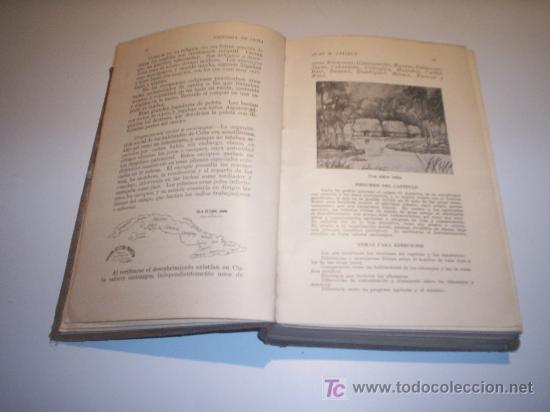 Libros antiguos: HISTORIA DE CUBA - JUAN M. LEISECA. HABANA MONTALBO, CARDENAS IMPRESORES (1925) - Foto 4 - 25945768