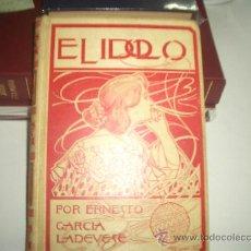 Libros antiguos: EL IDOLO . Lote 20779050
