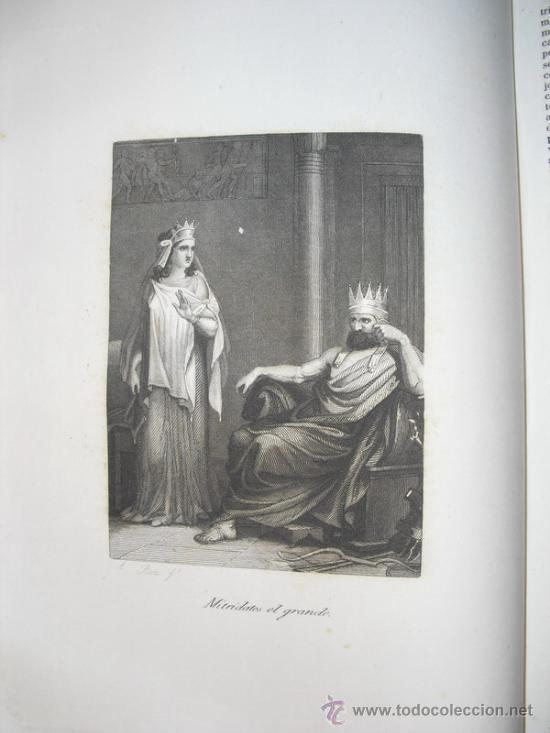 Libros antiguos: 1848 EL NUEVO ANQUETIL HISTORIA UNIVERSAL 42 LÁMINAS GRABADAS AL ACERO - Foto 4 - 26151699