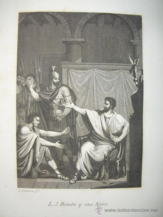 Libros antiguos: 1848 EL NUEVO ANQUETIL HISTORIA UNIVERSAL 42 LÁMINAS GRABADAS AL ACERO - Foto 5 - 26151699