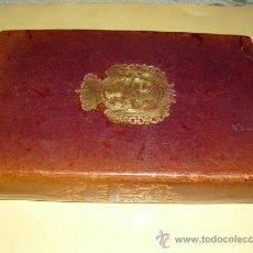 Libros antiguos: 1853 GUIA DE FORASTEROS EN MADRID Y ESTADO MILITAR DE ESPAÑA E INDIAS. Lote 20888231